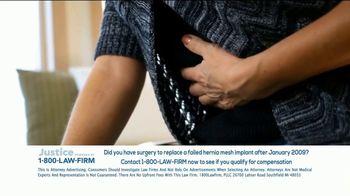 1-800-LAW-FIRM TV Spot, 'Hernia Mesh Implant' - Thumbnail 5
