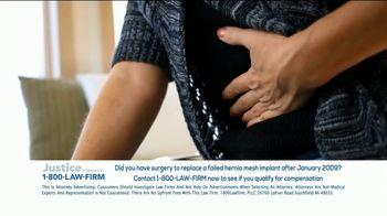1-800-LAW-FIRM TV Spot, 'Hernia Mesh Implant' - Thumbnail 6