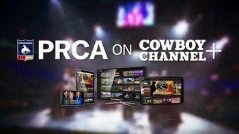 Cowboy Channel Plus TV Spot, 'Professional Rodeo Cowboys Association' - Thumbnail 1