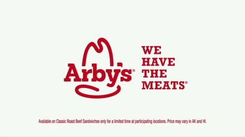 Arby's Roast Beef Sandwich TV Spot, 'Five for $10' Song by YOGI - Thumbnail 6