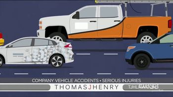Thomas J. Henry Injury Attorneys TV Spot, 'Company Vehicle Accident Lawyers: Simple as 1-2-3' - Thumbnail 2