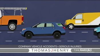 Thomas J. Henry Injury Attorneys TV Spot, \'Company Vehicle Accident Lawyers: Simple as 1-2-3\'