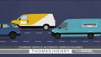 Thomas J. Henry Injury Attorneys TV Spot, 'Company Vehicle Accident Lawyers: Simple as 1-2-3' - Thumbnail 4
