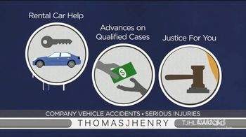 Thomas J. Henry Injury Attorneys TV Spot, 'Company Vehicle Accident Lawyers: Simple as 1-2-3' - Thumbnail 7