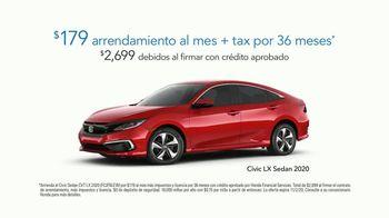 Honda TV Spot, 'Lenguaje de señas' [Spanish] [T2] - Thumbnail 6