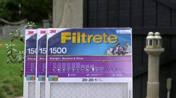 Filtrete TV Spot, 'Change Your Filter' Featuring George Oliphant - Thumbnail 9