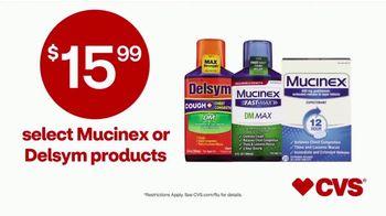 CVS Health TV Spot, 'Superhero: $15.99 Delsym and Mucinex' - Thumbnail 10