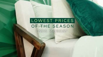 Ashley HomeStore Lowest Prices of the Season TV Spot, 'Beds, Dining Tables and Special Financing' - Thumbnail 2