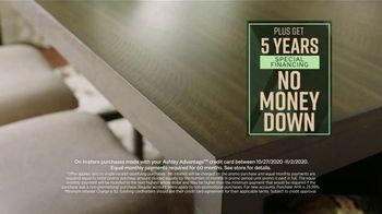 Ashley HomeStore Lowest Prices of the Season TV Spot, 'Beds, Dining Tables and Special Financing' - Thumbnail 4