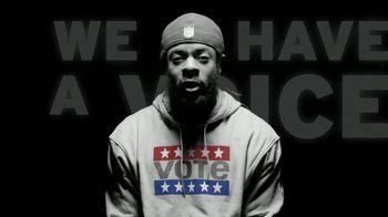 Levi's TV Spot, 'We Have a Voice' Featuring Richard Sherman - Thumbnail 1