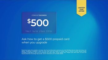 Comcast Business TV Spot, 'Ways of Working: $69.99 and Prepaid Card' - Thumbnail 9