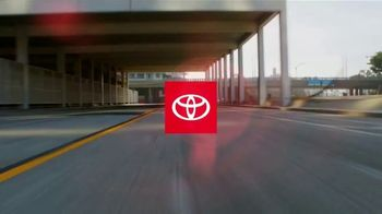 Toyota Today's the Day Event TV Spot, 'Turn It Up' Song by Outkast [T2] - Thumbnail 1