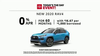 Toyota Today's the Day Event TV Spot, 'Turn It Up' Song by Outkast [T2] - Thumbnail 6