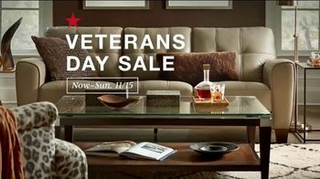 Macy's Veterans Day Sale TV Spot, 'Sofa, Bed and Adjustable Base' - Thumbnail 1