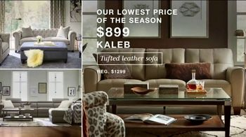 Macy's Veterans Day Sale TV Spot, 'Sofa, Bed and Adjustable Base' - Thumbnail 4
