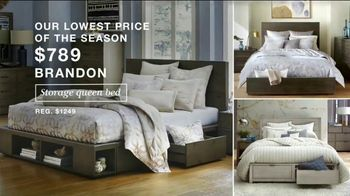 Macy's Veterans Day Sale TV Spot, 'Sofa, Bed and Adjustable Base' - Thumbnail 5