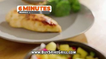 Granite Stone Spike Express Electric Grill TV Spot, 'Maximum Flavor Infusion Spikes' - Thumbnail 2