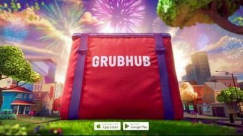 Grubhub TV Spot, 'Reward Yourself: Chipotle' Song by Fatboy Slim - Thumbnail 7