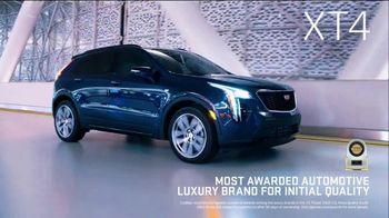 Cadillac TV Spot, 'Reward Yourself' Song by DJ Shadow, Run the Jewels [T2] - Thumbnail 1