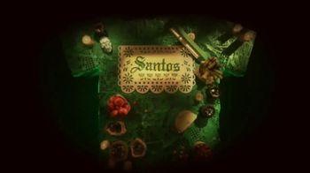 Charly TV Spot, 'Jersey Club Santos Laguna Edición Especial Día de Muertos' [Spanish] - Thumbnail 5