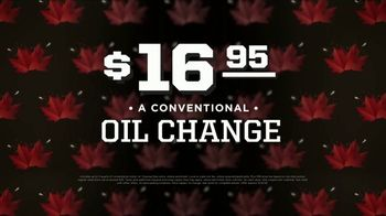 Big O Tires Big October Savings TV Spot, 'Savings and Oil Change' - Thumbnail 7