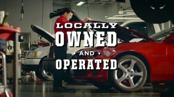 Big O Tires Big October Savings TV Spot, 'Savings and Oil Change' - Thumbnail 3
