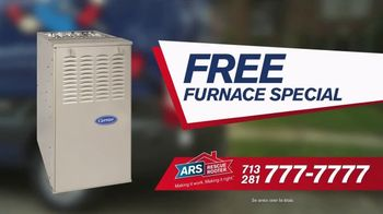 ARS Rescue Rooter TV Spot, 'Fall Savings: Free Furnace'