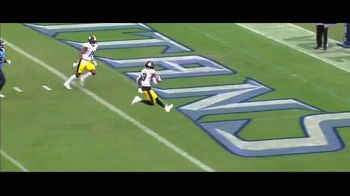 NFL TV Spot, 'Metcalf Flying Down the Field' Song by Blackway - Thumbnail 9