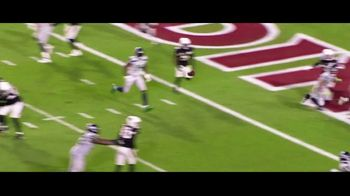 NFL TV Spot, 'Metcalf Flying Down the Field' Song by Blackway - Thumbnail 1
