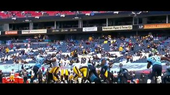 NFL TV Spot, 'Metcalf Flying Down the Field' Song by Blackway - Thumbnail 7