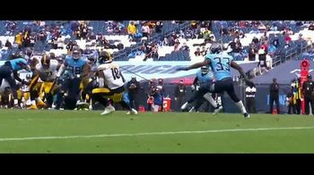 NFL TV Spot, 'Metcalf Flying Down the Field' Song by Blackway - Thumbnail 8