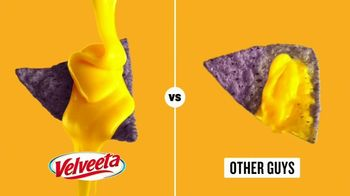 Velveeta TV Spot, 'Velveeta vs. The Other Guys: Corn Chip'