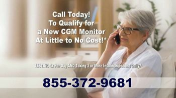 Specialty Medical Equipment TV Spot, 'Continuous Glucose Monitor' - Thumbnail 5
