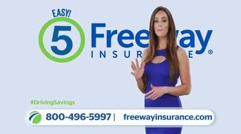 Freeway Insurance TV Spot, 'Five Reasons'