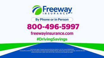Freeway Insurance TV Spot, 'Five Reasons' - Thumbnail 8