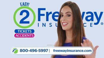 Freeway Insurance TV Spot, 'Five Reasons' - Thumbnail 3