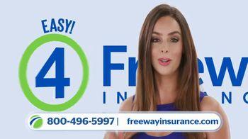 Freeway Insurance TV Spot, 'Five Reasons' - Thumbnail 6