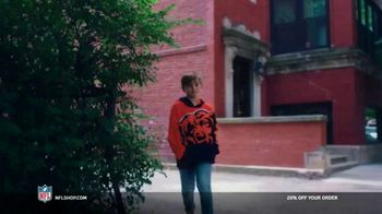 NFL Shop TV Spot, 'Make the Game Yours: 20% Off' Song by Jodosky x Albert Hype - Thumbnail 2