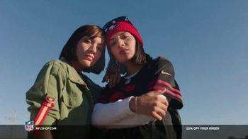 NFL Shop TV Spot, 'Make the Game Yours: 20% Off' Song by Jodosky x Albert Hype - Thumbnail 5