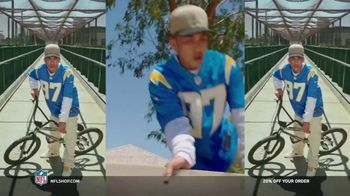 NFL Shop TV Spot, 'Make the Game Yours: 20% Off' Song by Jodosky x Albert Hype - Thumbnail 6