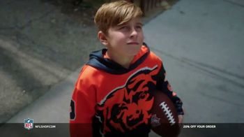 NFL Shop TV Spot, 'Make the Game Yours: 20% Off' Song by Jodosky x Albert Hype - Thumbnail 7