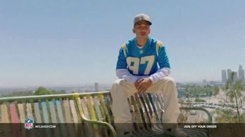 NFL Shop TV Spot, 'Make the Game Yours: 20% Off' Song by Jodosky x Albert Hype - Thumbnail 8