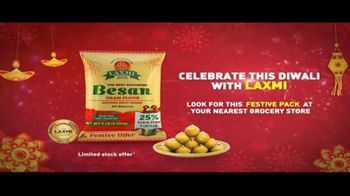 House of Spices Besan Gram Flour TV Spot, 'Diwali: Celebrate With Family' - Thumbnail 9