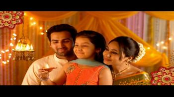 House of Spices Besan Gram Flour TV Spot, 'Diwali: Celebrate With Family'