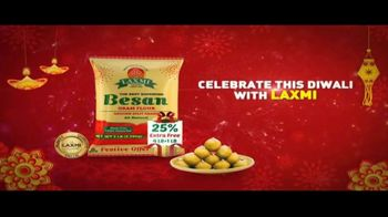 House of Spices Besan Gram Flour TV Spot, 'Diwali: Celebrate With Family' - Thumbnail 8