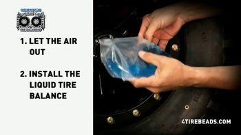 Checkered Flag Liquid Tire Balance TV Spot, 'For All Tires' - Thumbnail 4