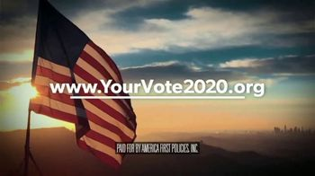America First Policies TV Spot, 'Your Vote' - Thumbnail 7