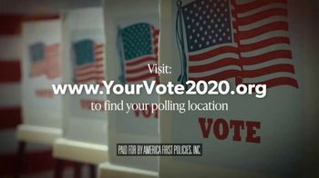 America First Policies TV Spot, 'Your Vote' - Thumbnail 6