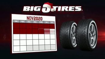 Big O Tires TV Spot, 'Holidays: Beat the Black Friday Rush' - Thumbnail 5