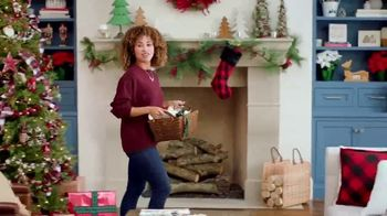 Michaels TV Spot, 'Holidays: 30% Off Floral & Decor'